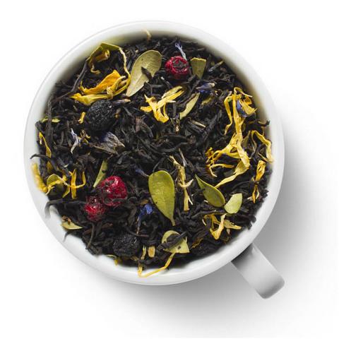 Черный десертный чай Таёжный сбор типсы ЧАЙ ИП Кавацкая М.А. 0,1кг