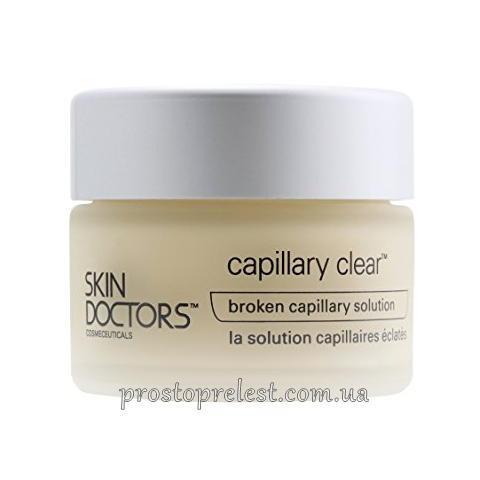 Skin Doctors Capillary Clear - Средство для лица от поврежденных капилляров