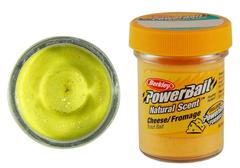 Паста Berkley PowerBait Natural Scent Trout Bait (Сыр/Светло зеленый)
