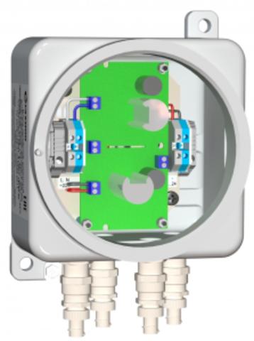 Источник питания БПУ-2-220VAC-24VDC/2,0A ВБ