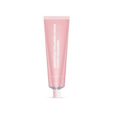 Kocostar Трансдермальная маска для лица с Т1 Коллагеном/ T1 Collagen Cream 50 мл