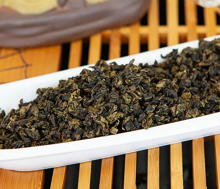 TEA-CH132 Чай улун Као Те Гуан Инь (слабая обжарка, 50 гр) фото 04