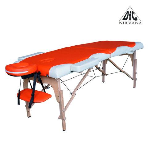 Массажный стол DFC NIRVANA Relax Orange Crem (TS2021D_OC)