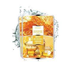 ДП SHEET Маска тканевая на основе фильтрата улитки и мёда DEOPROCE COLOR SYNERGY EFFECT SHEET MASK Y