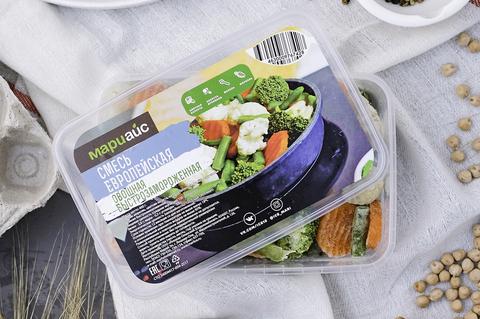 Овощная смесь «Европейская»