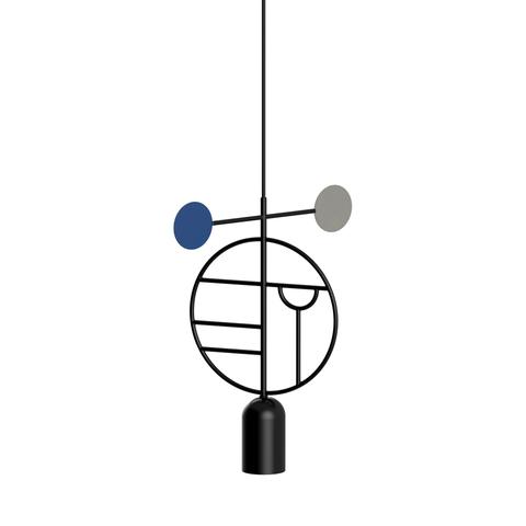 Подвесной светильник копия Lines & Dots LD06 by Home Adventures