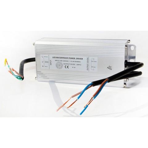Блок питания 12В DC 36Вт для 2-х белых LED светильников 15(12)Вт типа TLOP PoolKing