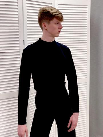 Бадлон мужской, длинный рукав