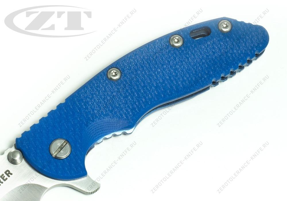 Нож Hinderer Custom XM-18 CPM-20CV - фотография