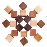 Кубики 5 пород Леснушки