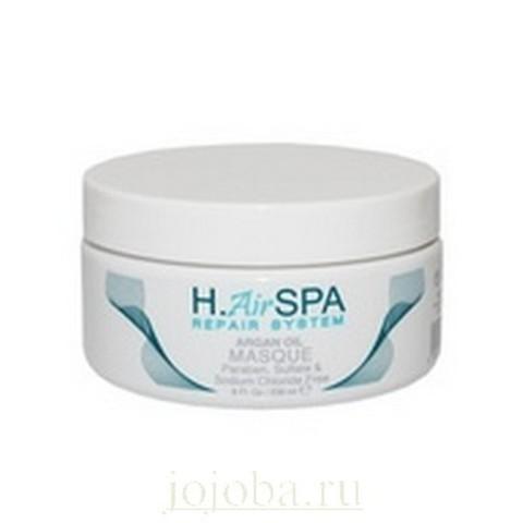 H.AirSPA: Маска для волос на масле арганы (Argan Oil Mask), 236мл