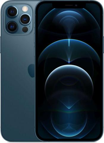 Apple iPhone 12 Pro Max 256Gb (Тихоокеанский синий)