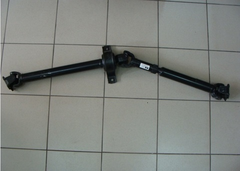 вал карданный задний УАЗ 3163 (дв.Ивеко) с подв. п-ком (АДС