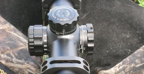 Оптический прицел March 5-40x56 FML-1 illuminated Reticle # D40V56FIML
