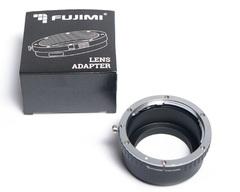Переходное кольцо Fujimi FJAR-EOSSE (EOS-NEX) с Canon EOS на E SONY NEX