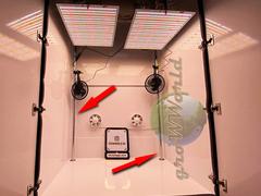 Штанга для Вентиляторов на клипсе 150 см