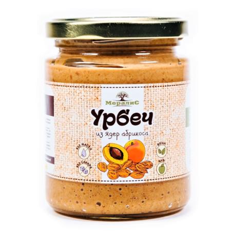 Урбеч из ядер абрикоса, 230 гр