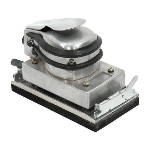 Шлифмашина пневматическая QUATTRO ELEMENTI вибрационная, 170 х 90 мм,  разъем EURO (771-008)