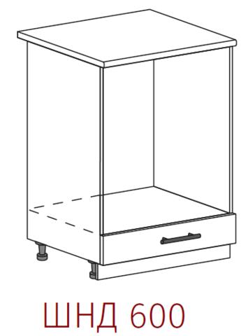 Шкаф нижний духовой