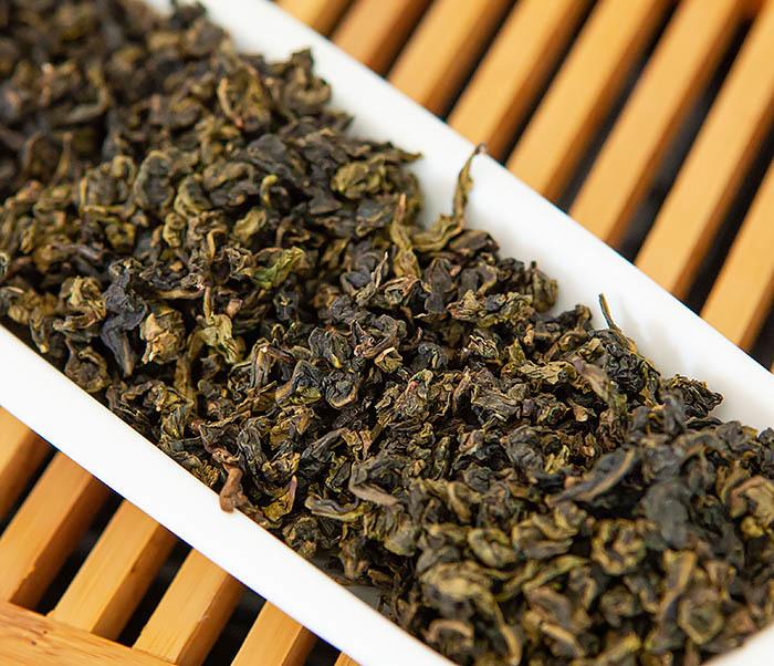 TEA-CH132 Чай улун Као Те Гуан Инь (слабая обжарка, 50 гр) фото 06
