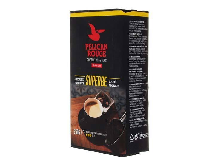 Кофе молотый Pelican Rouge Superbe, 250 г