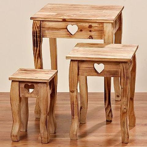 Набор из 3-х столиков