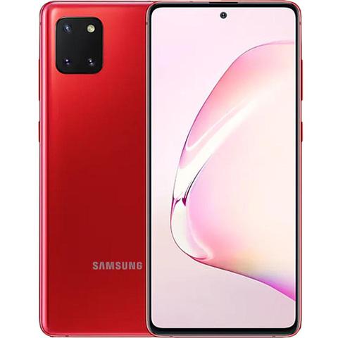 Смартфон Samsung Galaxy Note 10 Lite 128GB (красный)