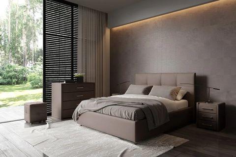 Кровать Диана с мягким изголовьем