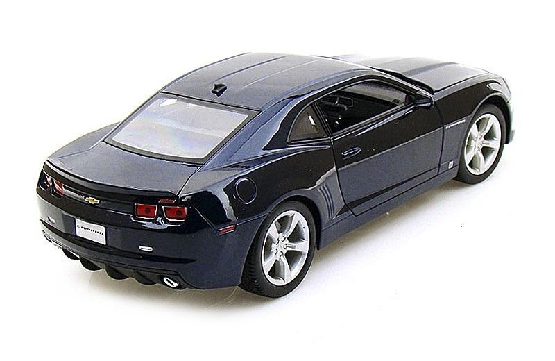 Коллекционная модель Chevrolet Camaro SS RS Coupe 2010
