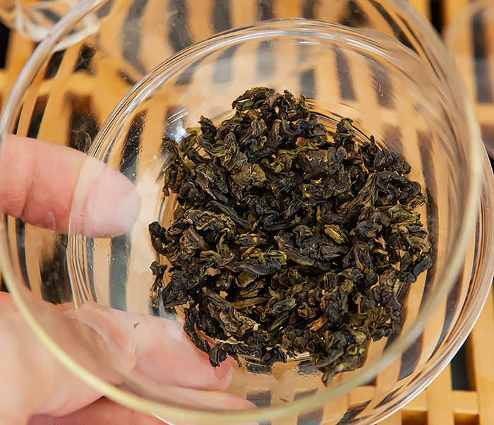 TEA-CH132 Чай улун Као Те Гуан Инь (слабая обжарка, 50 гр) фото 07