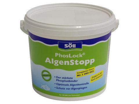 PhosLock Algenstopp 5,0 кг - Средство против развития новых водорослей