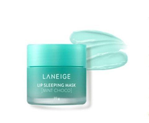 Laneige Special care lip sleeping mask mint choco