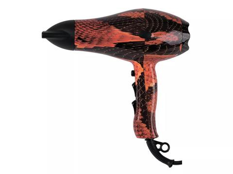 Фен Hairway Python Ionic, 2100 Вт, 2 насадки, черный