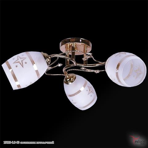 15023-0.3-03 светильник потолочный