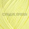 Gazzal Baby Cotton  3413 (Светлый лимон)