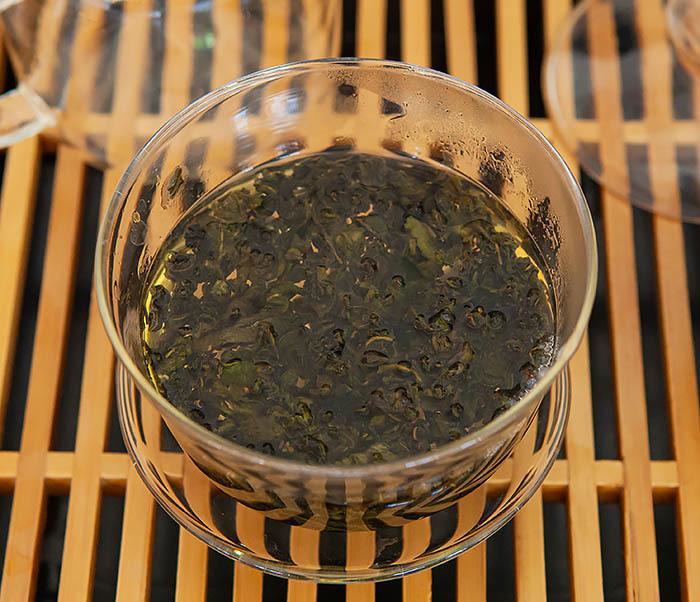 TEA-CH132 Чай улун Као Те Гуан Инь (слабая обжарка, 50 гр) фото 08
