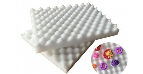 Мат для сушки цветов из мастики 24,5×19×2,5 см