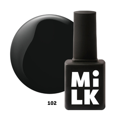 Гель-лак Milk Simple 102 Back in Black, 9мл.