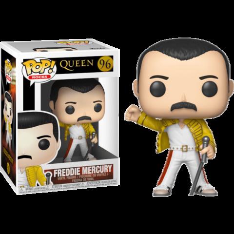 Фигурка Funko Pop! Rocks: Queen - Freddie Mercury