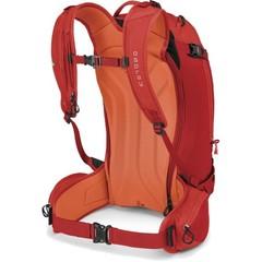 Рюкзак Osprey Kamber 32 Ripcord Red - для сноуборда и горных лыж - 2