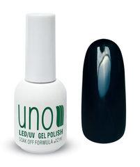 Гель-лак UNO № 222, Темно-зеленый, Dark Green, 12 мл