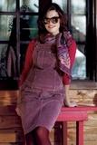 Сарафан для беременных 04476 розовый