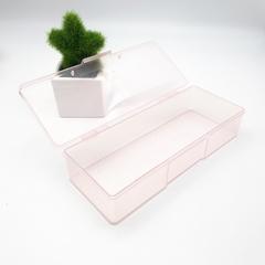 Пластиковый контейнер для стерилизации прозрачн...
