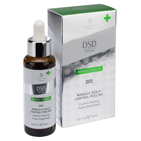 DSD de Luxe Пилинг для кожи головы 005 Miracle Scalp Control Peeling