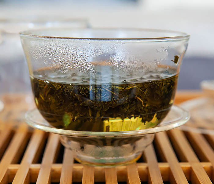 TEA-CH132 Чай улун Као Те Гуан Инь (слабая обжарка, 50 гр) фото 09