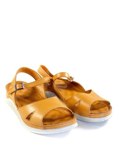 желтые босоножки Mario Muzi