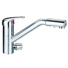 Кран DF-090  (смеситель для холодной / горячей воды совмещен с краном чистой воды), Райфил