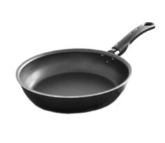 Сковорода 240 мм, 1 ручка, без крышки, антипригарное покрытие, 1,6 мм. (10) Калитва 39672415