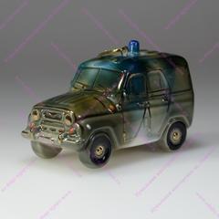 Фарфоровая игрушка УАЗ 469 (3151)
