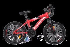 Велосипед детский Gestalt G-200 спицы Красный